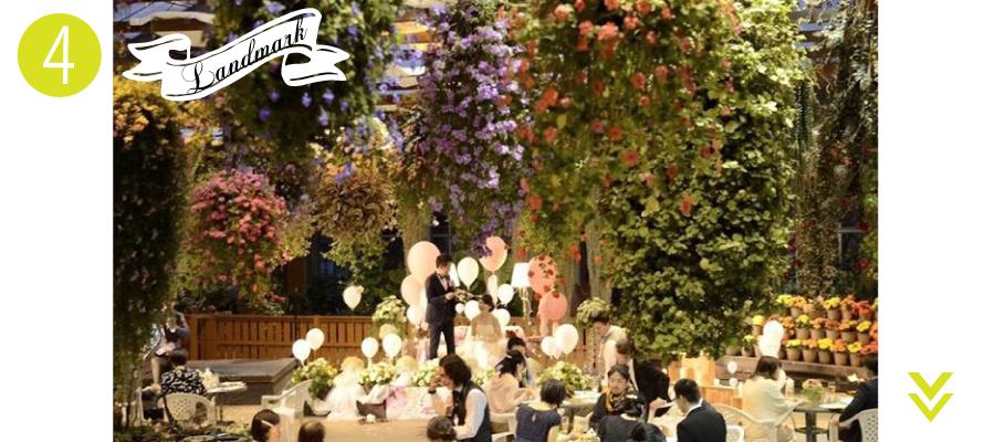 ランドマークウェディング。あなたの街にしかない特徴のある場所、一風変わったこんなところで結婚式!?諦めなければ出来るかも