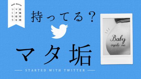 優しい世界!Twitterマタ垢(マタニティアカウント)の作り方と注意